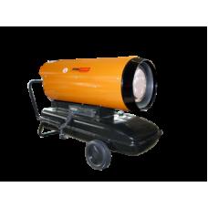 Дизельный теплогенератор ДК-45П с дисплеем