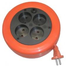 УХ6-103(ШВВП 2х0,75) Удлинитель-рулетка